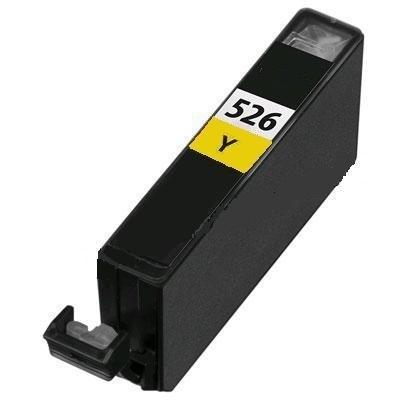 CANON CLI-526 Y. (sárga) prémium kategóriájú utángyártott tintapatron Chipes, patron