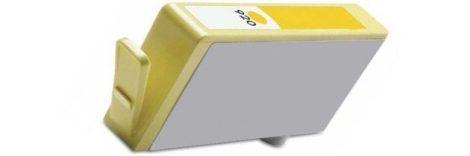 HP 920 XL (yellow, sárga) extra kapacitású (18 ml!) prémium utángyártott chipes tintapatron