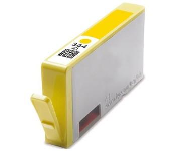 HP 364XL Y. (sárga) extra kapacitású (15 ml!) prémium utángyártott tintapatron -CHIPPEL!