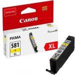 Canon CLI-581 XL Y yellow eredeti patron