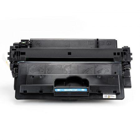 HP CF214X (14X) Black-fekete prémium utángyártott TONER, (LaserJet Enterprise 700 M712) 17500 oldal