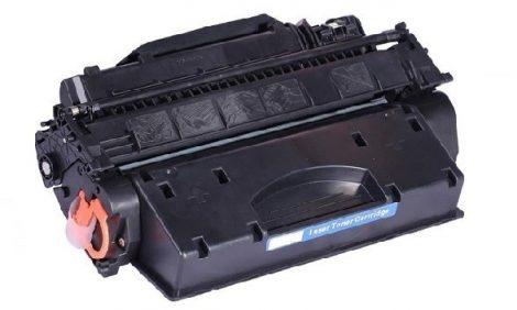 HP CE505X, 05X utángyártott prémium toner (Laserjet  P2055)