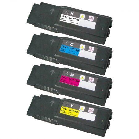 Xerox Phaser 6600, WorkCentre 6605 Black-fekete utángyártott prémium toner - 106R02236