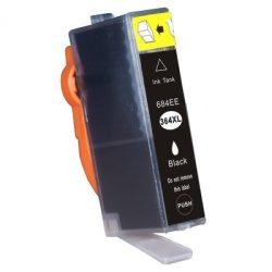 HP 364XL Bk. (fekete) extra kapacitású (25 ml!) prémium utángyártott tintapatron - CHIPPEL