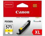 Canon CLI-571 XL Y sárga eredeti patron
