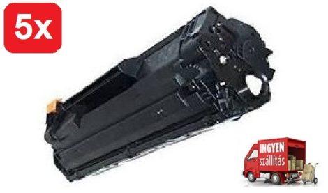 5db# HP CF279A / 79a (LaserJet Pro M12,M26) utángyártott toner csomag #5db + ingyenes kiszállítással.