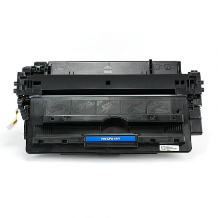 HP CF214A (14A), Black-fekete prémium utángyártott TONER (LaserJet Enterprise 700 M712) 10000 oldal