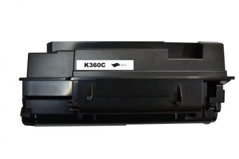 Kyocera TK-360 (FS-4020 DN) utángyártott prémium toner, (tk360)