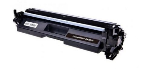 HP CF230A (30A), Black-fekete prémium utángyártott TONER (LaserJet Pro M203, Laserjet Pro MFP M227) 2000 oldal
